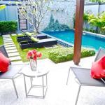 Onyx 2 bedrooms Villa, Nai Harn Beach