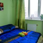 Apartments Krasnaya Ploshchad,  Krasnodar