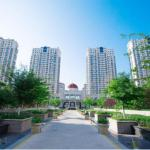 Qingdao Golden Beach Seaview Apartment Phoenix City Branch, Huangdao