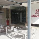 ホテル写真: Hotel Milenium, Villa María