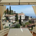 Flora's Apartment, Taormina