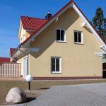 Hotel Pictures: Haus am Wolgastsee - 04, Korswandt