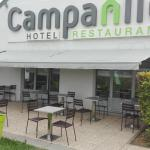 Hotel Pictures: Campanile Clermont-Ferrand Sud Issoire, Issoire