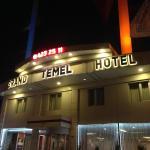 Grand Temel Hotel, Avcılar