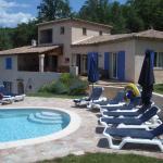 Villa Rochebrune,  Montauroux