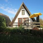 Finnhaus Nr. 52 mit Terrasse, Gager