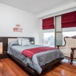 Boutique Apartment with Balcony and pool-1416, Mexico City