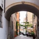 Petrarca Apartment, Rome