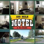 Hotel Pictures: 100 Mile Motel & RV Park, One Hundred Mile House