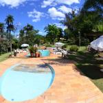 Hotel Pictures: Hotel Fazenda Jacaúna, Brotas