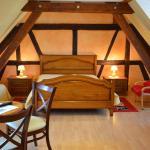 Hôtel Restaurant À la ville de Nancy,  Eguisheim