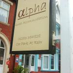 Alpha Guest Accommodation,  Blackpool