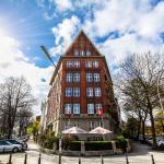 Hotel Fresena im Dammtorpalais,  Hamburg