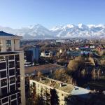 Al Farabi Luxury Apartment, Almaty