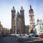 Apartments Stay,  Hradec Králové