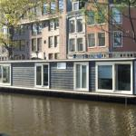 The Guest-Houseboat, Amsterdam