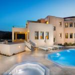Villa Ianthos, Gállos