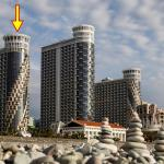 Temo's Apartment with Sea view, Batumi