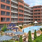 Bulgarienhus Sunset Beach 4 Apartments, Sunny Beach