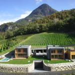 Chalet Eichenstein im Weinberg, Merano