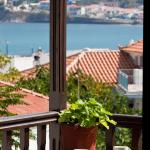 Sofia's Garden Studios, Skopelos Town