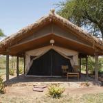 Ikoma Tented Camp, Robanda