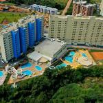 Apartamento Hmaster Golden Grand, Caldas Novas