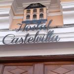 hostal castelvilla,  Quito