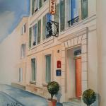 Hôtel Le Colbert, Avignon