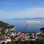 Apartment BenTen,  Drvenik