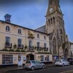 The Golden Lion Hotel, St Ives