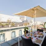 Friendly Rentals Cervantes Terrace, Madrid