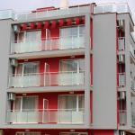Afrohris Aparthotel, Primorsko