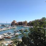 Incantevole Scalinata sul Mare, Castellammare del Golfo