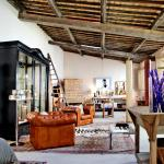 Eclectic open space in the heart of Florence, Florence