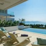 3 Bedroom Sea View Villa Escape, Bophut