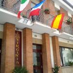 Virginia Hotel,  Atina
