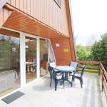 Hotel Pictures: Finnhaus Nr. 29 mit Terrasse, Lobbe