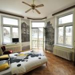 Halytska Street View 4-room Apartment, Lviv