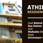 Athidhi Residency,  Tirupati
