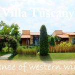 Villa Tuscany Country Resort,  Suan Phung