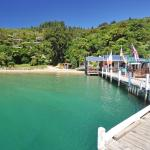 Punga Cove Resort,  Endeavour Inlet