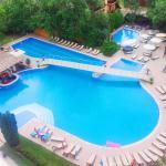 Menada Apartments in Oasis Resort Complex, Sunny Beach