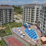 Holiday Apartment Orion Resort, Avsallar