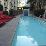 Luxury Studio Next to LA Live,  Los Angeles