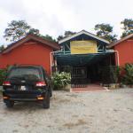 Bougainvillea Inn, Kuah