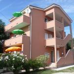 Apartment Dana, Arbe