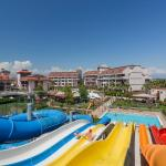 Primasol Hane Family Resort Hotel, Side