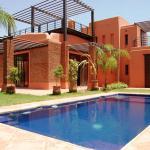 Golf Amelkis Resort Hattan Villa 68,  Marrakech