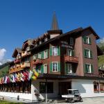 Hotel Jungfrau Mürren,  Mürren